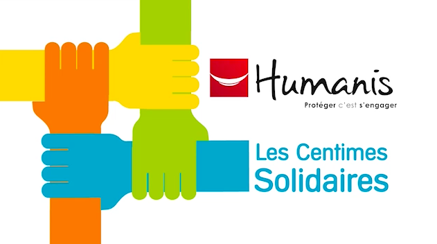 Les Centimes Solidaires Humanis