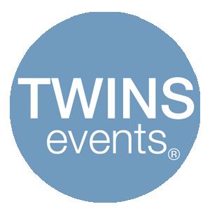 Logo TWINS events