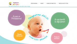Le site Programme Malin