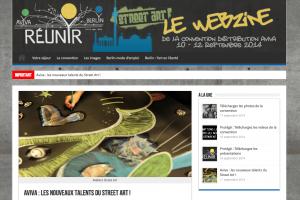 Aviva France à Berlin : le site web