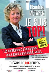 Je suis top - Blandine Metayer